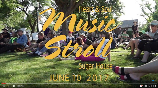 Thank You Everyone for Music Stroll 2017! - Heart & Soul