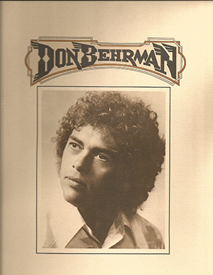 Remembering Don Behrman