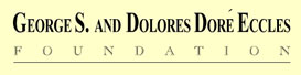 george s and dolores dore eccles foundation